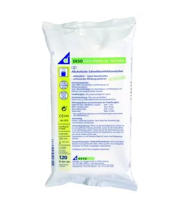DESOMED Rapid AF Desinfektionstücher
