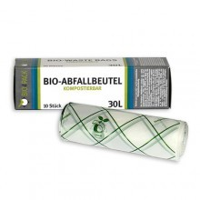 Bio-Abfallbeutel - 30 Liter