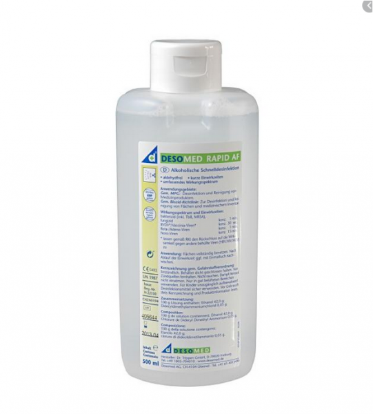 Desomed Rapid AF 500ml